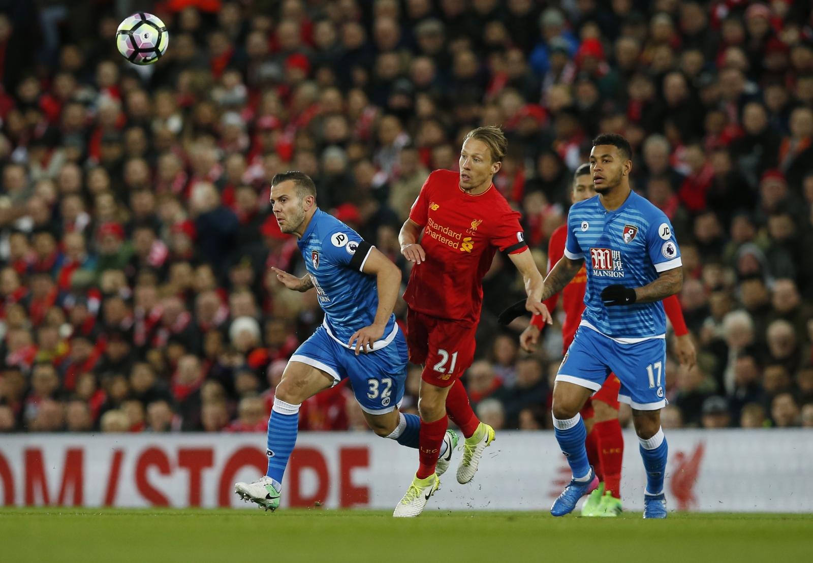 Liverpool Vs Bournemouth Live: Liverpool 1-1 Bournemouth: Premier League