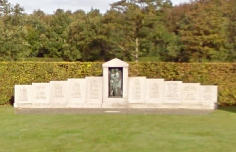 Fovrfeld Gravlund cemetery Denmark