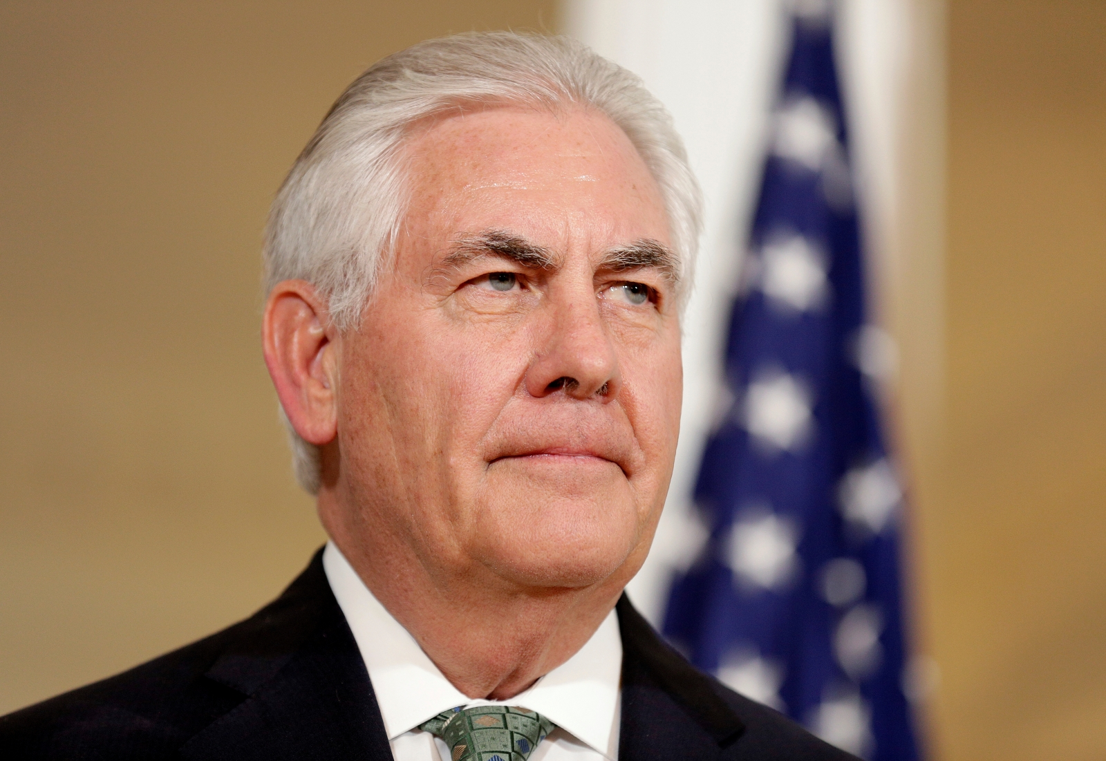 Rex Tillerson at the State Department