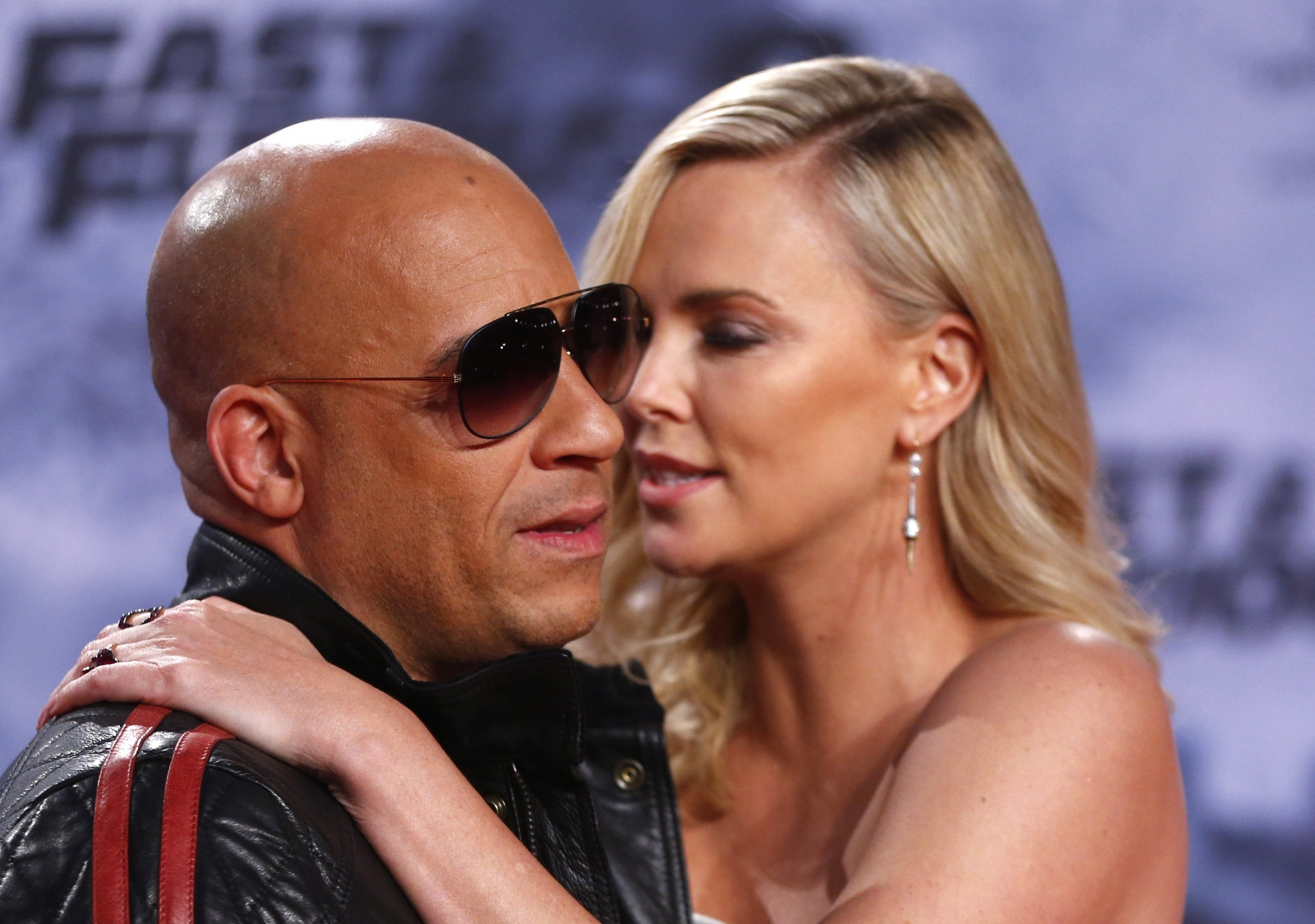Vin Diesel, Charlize Theron