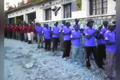 'Impregnate the rivals': Burundi men sing song inciting rape