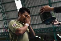 Thailand military draft
