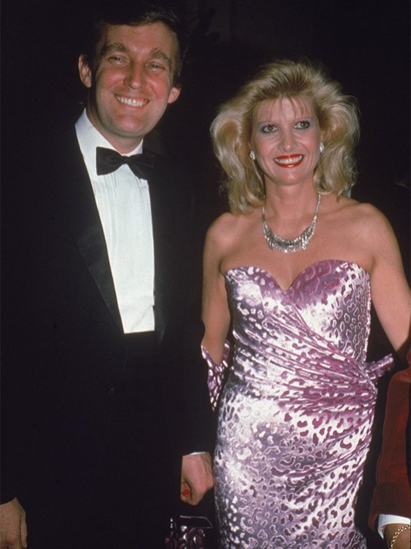 Donald Trump's wives