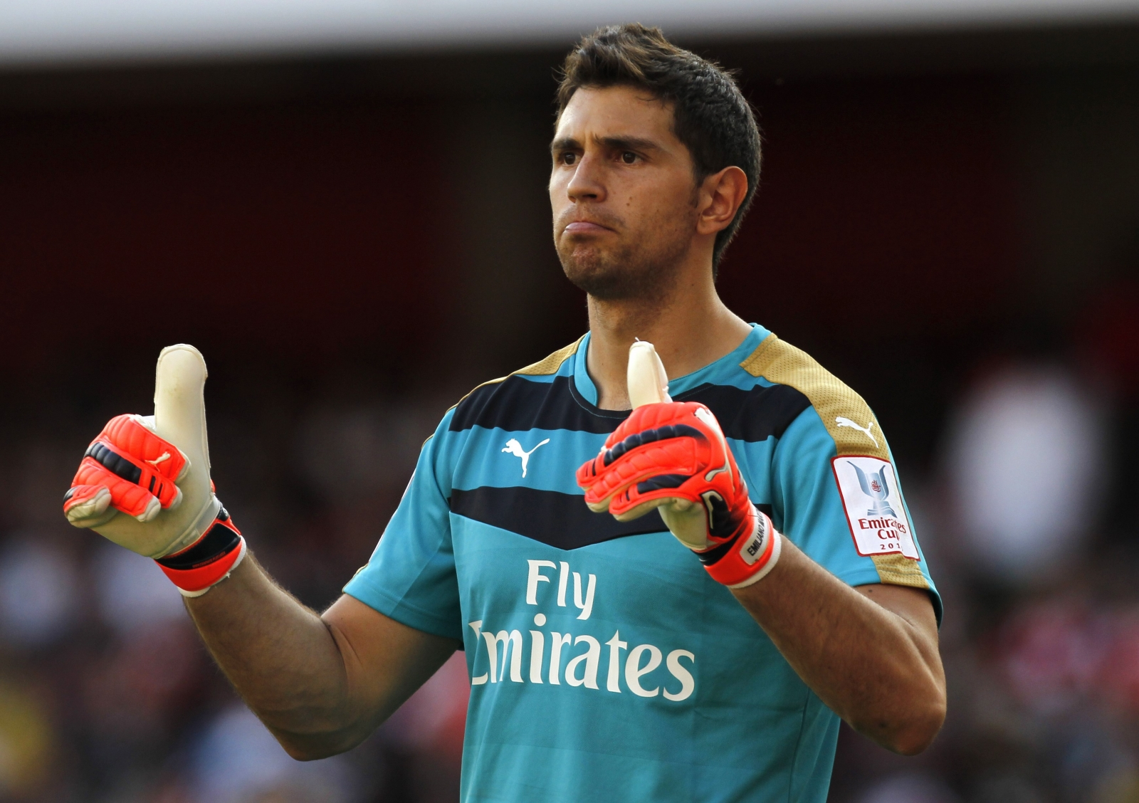 Emiliano Martínez Wallpaper: Arsenal's Emiliano Martinez Discusses Offers To Leave