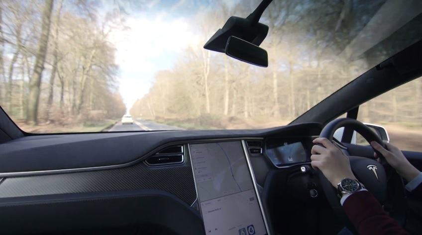Tesla model x review sci fi style or too clever for its for Tesla model x cabin air filter
