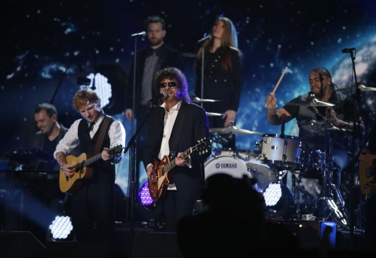 ELO's Jeff Lynne