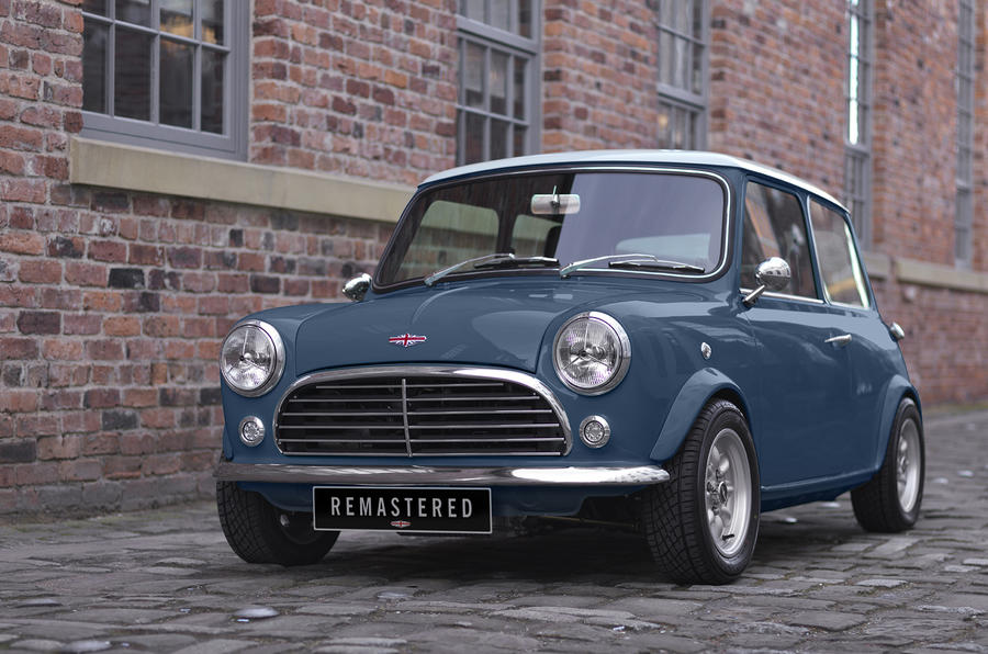 Mini Remastered by David Brown Automotive is the Mini MINI isn't