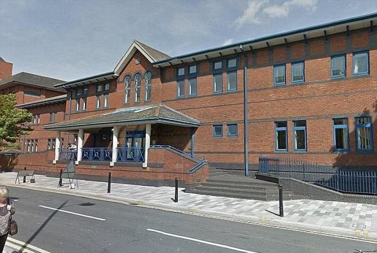 Stoke on Trent court