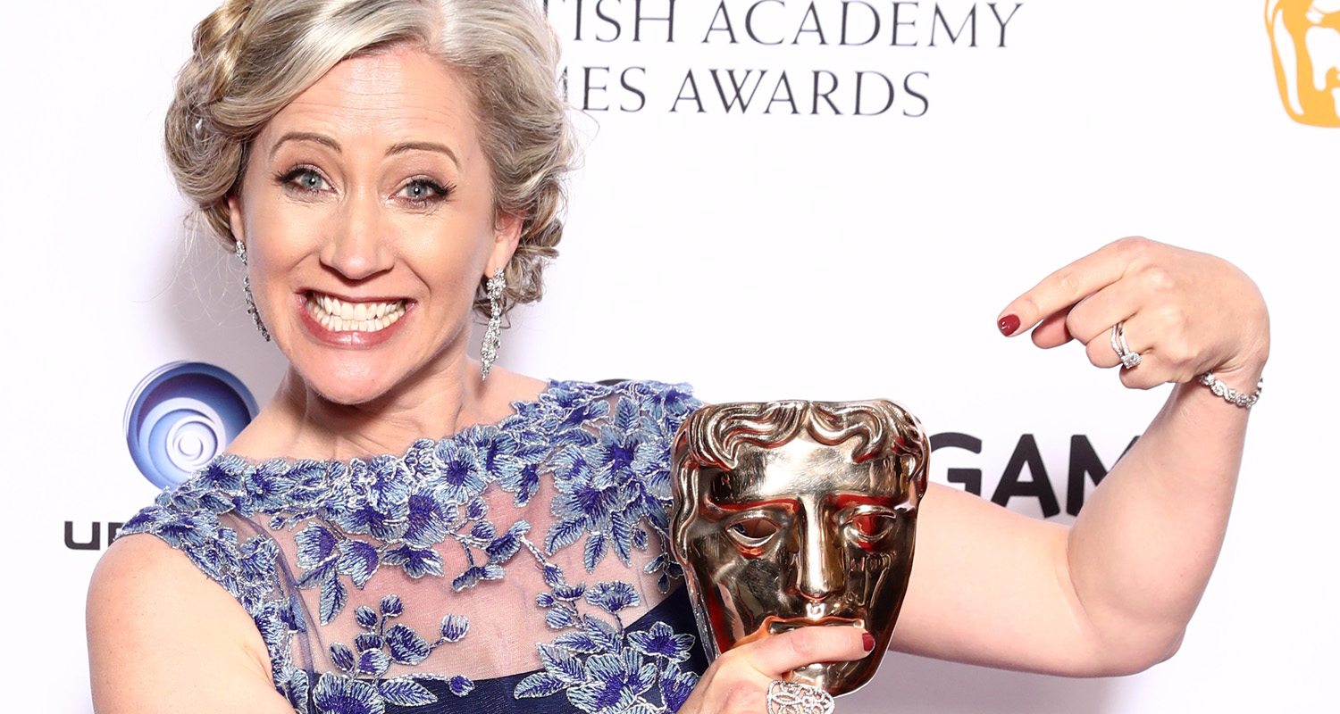 Cissy Jones BAFTA Game Awards