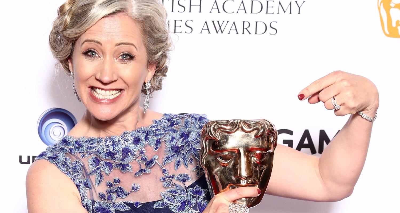 Cissy Jones BAFTA Game Awards