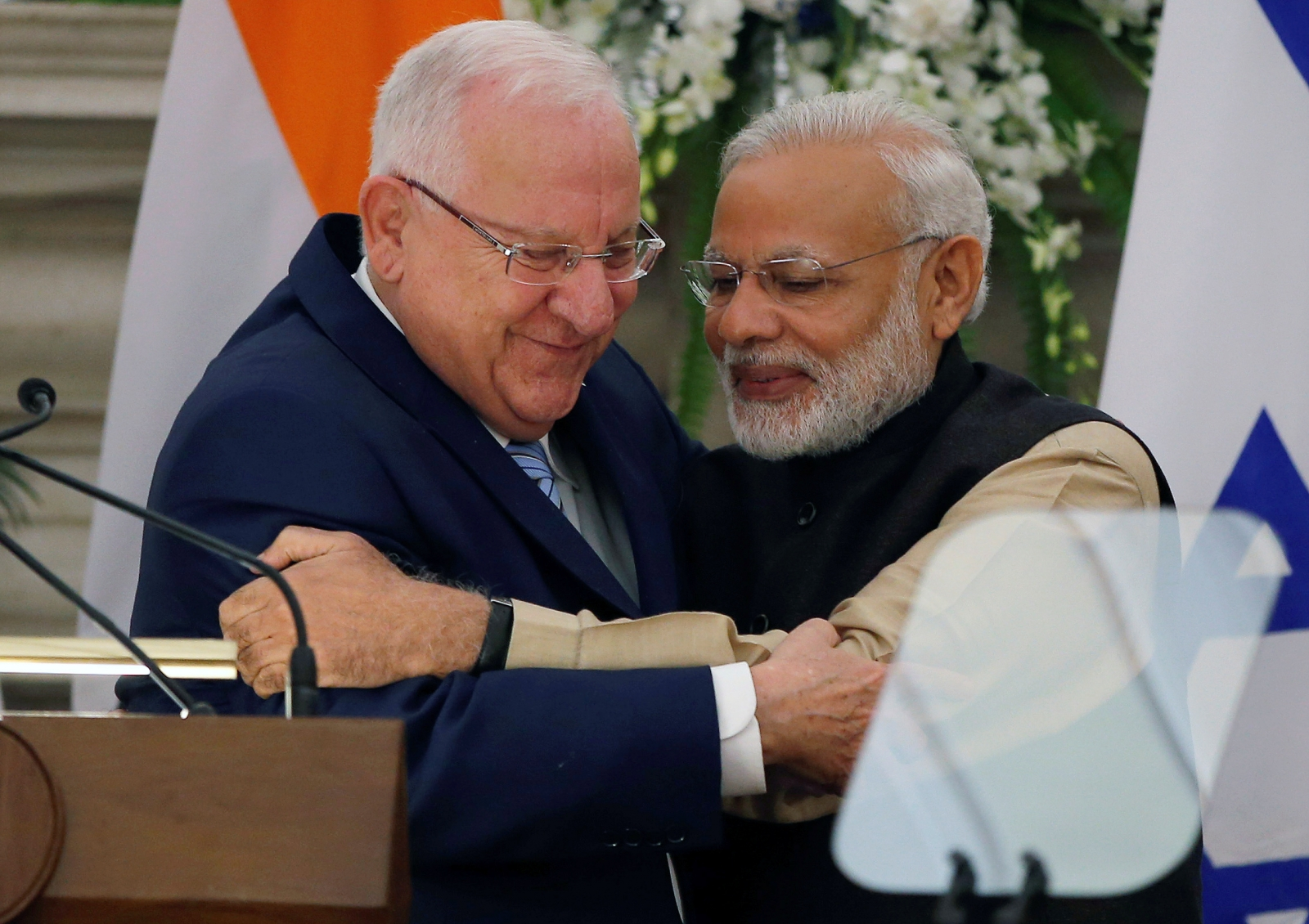 India Israel defence deal