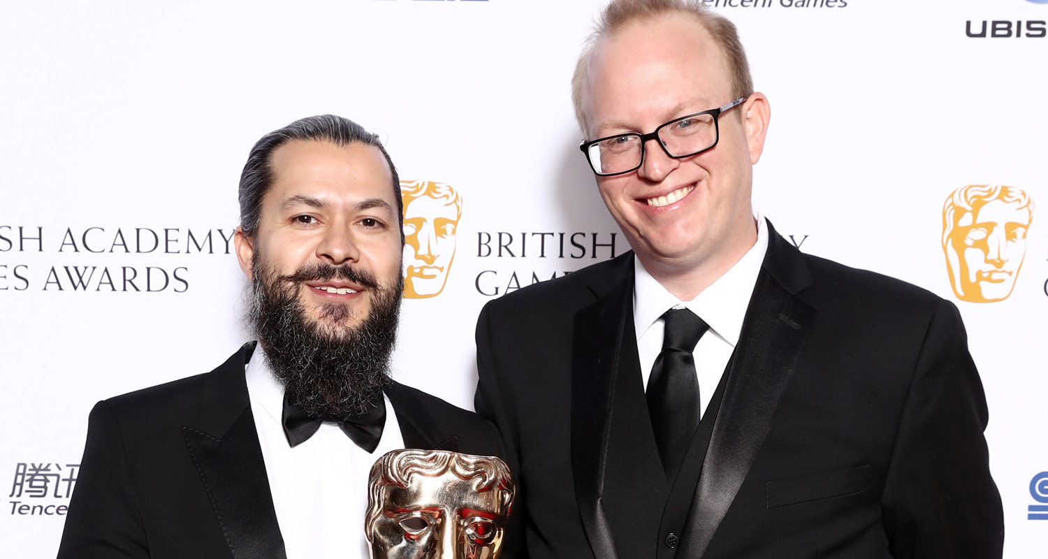 BAFTA Game Awards Naughty Dog