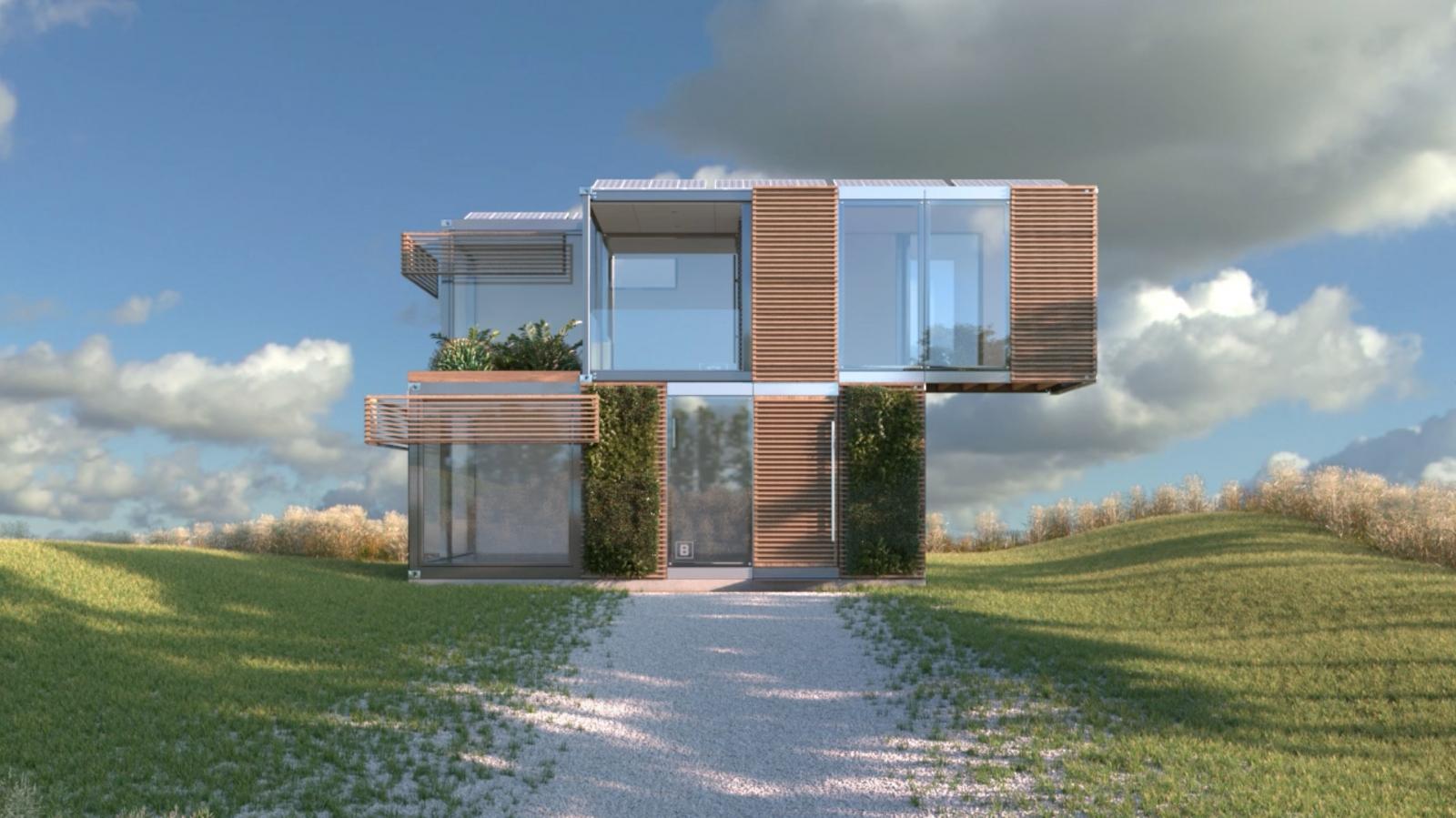 Blokable modular family home