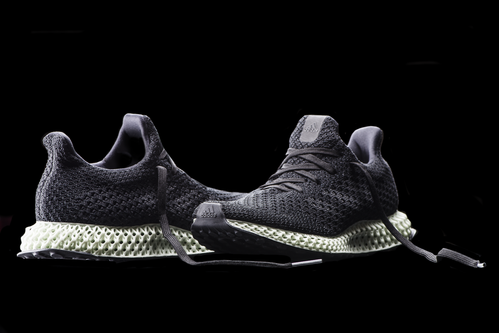Adidas FutureCraft 4D 3D printed shoe