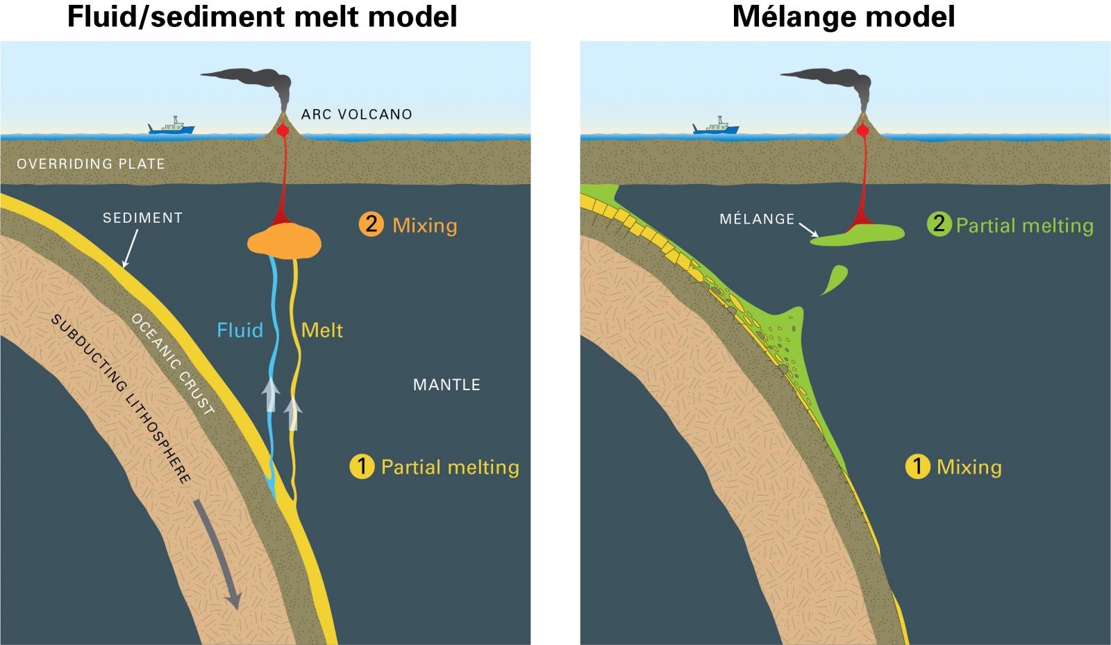 Melange model