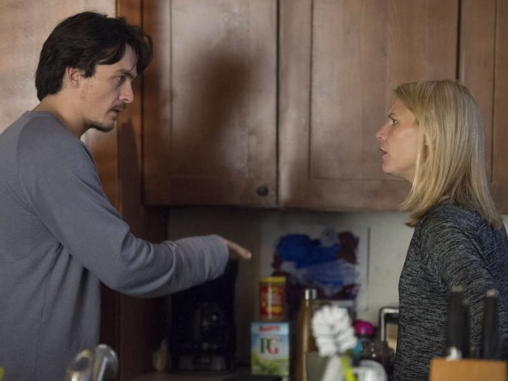 homeland carrie and quinn hook up