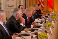 Progress made in talks between US and China, Trump says