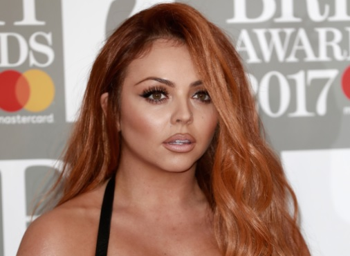Jesy Nelson hits back at body shamers