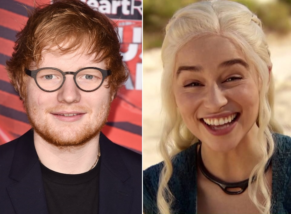 Ed Sheeran Game of Thrones Season 7
