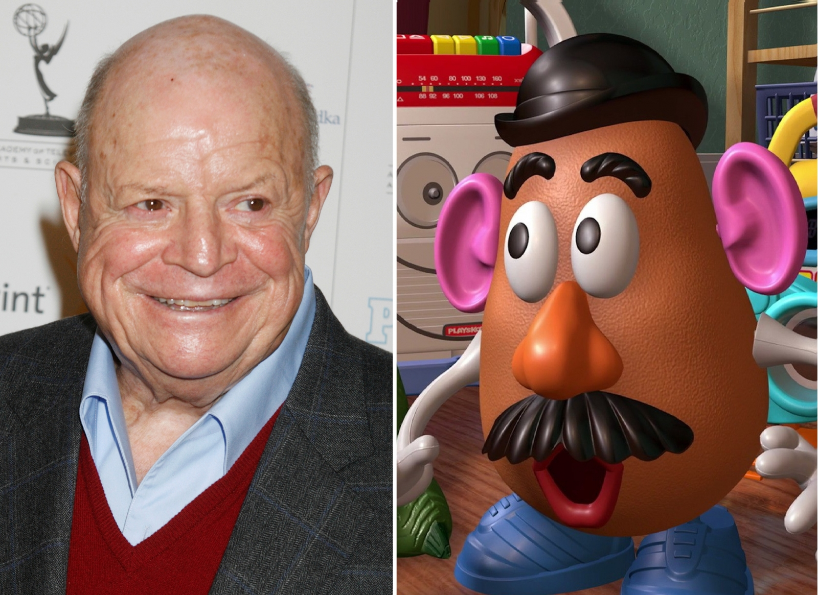 Don Rickles died before Toy Story 4