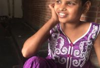 India's Nowgli girl