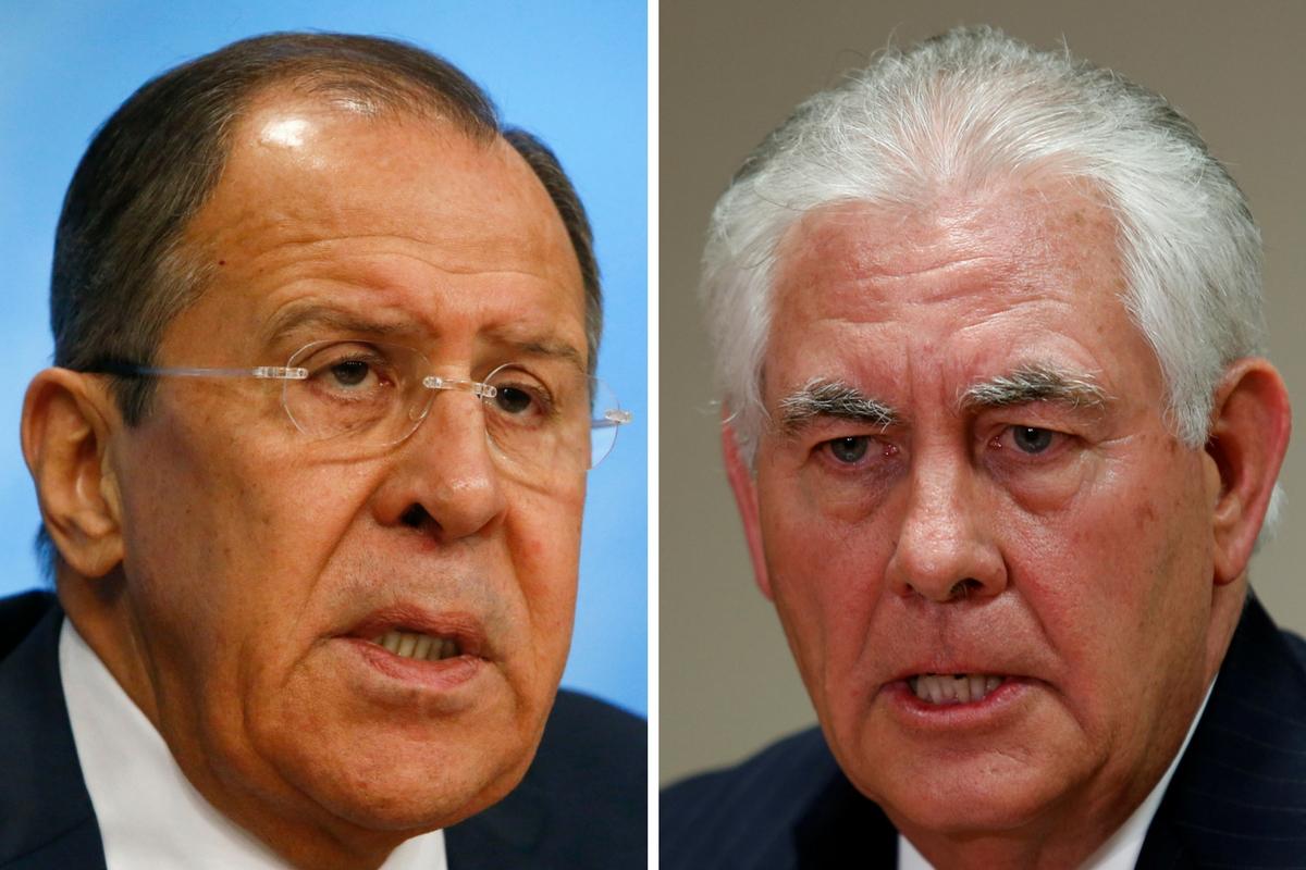 Lavrov-Tillerson