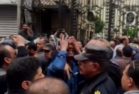 Egypt church explosions in Tanta and Alexandria leave 37 dead