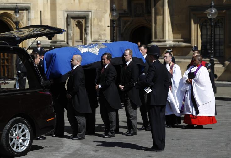 Palmer coffin Westminster