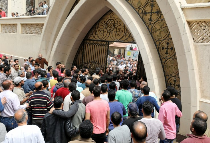 Cairo church attacks