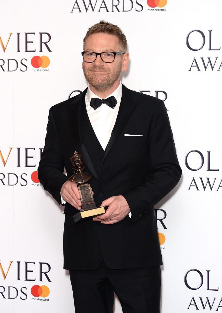 Kenneth Branagh Olivier Awards