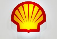 Shell oil company logo