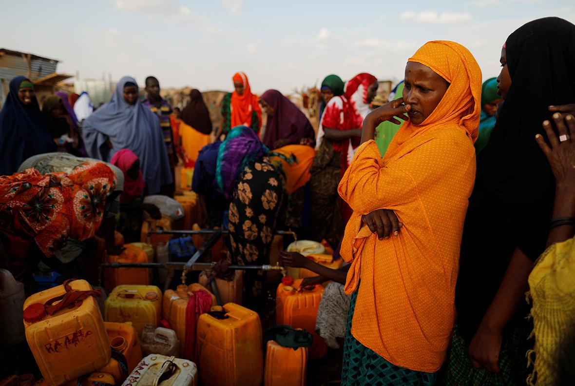 Somalia drought famine Zohra Bensemra