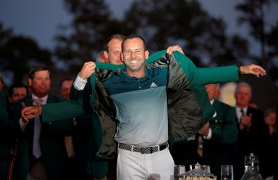 2017 Masters golf tournament
