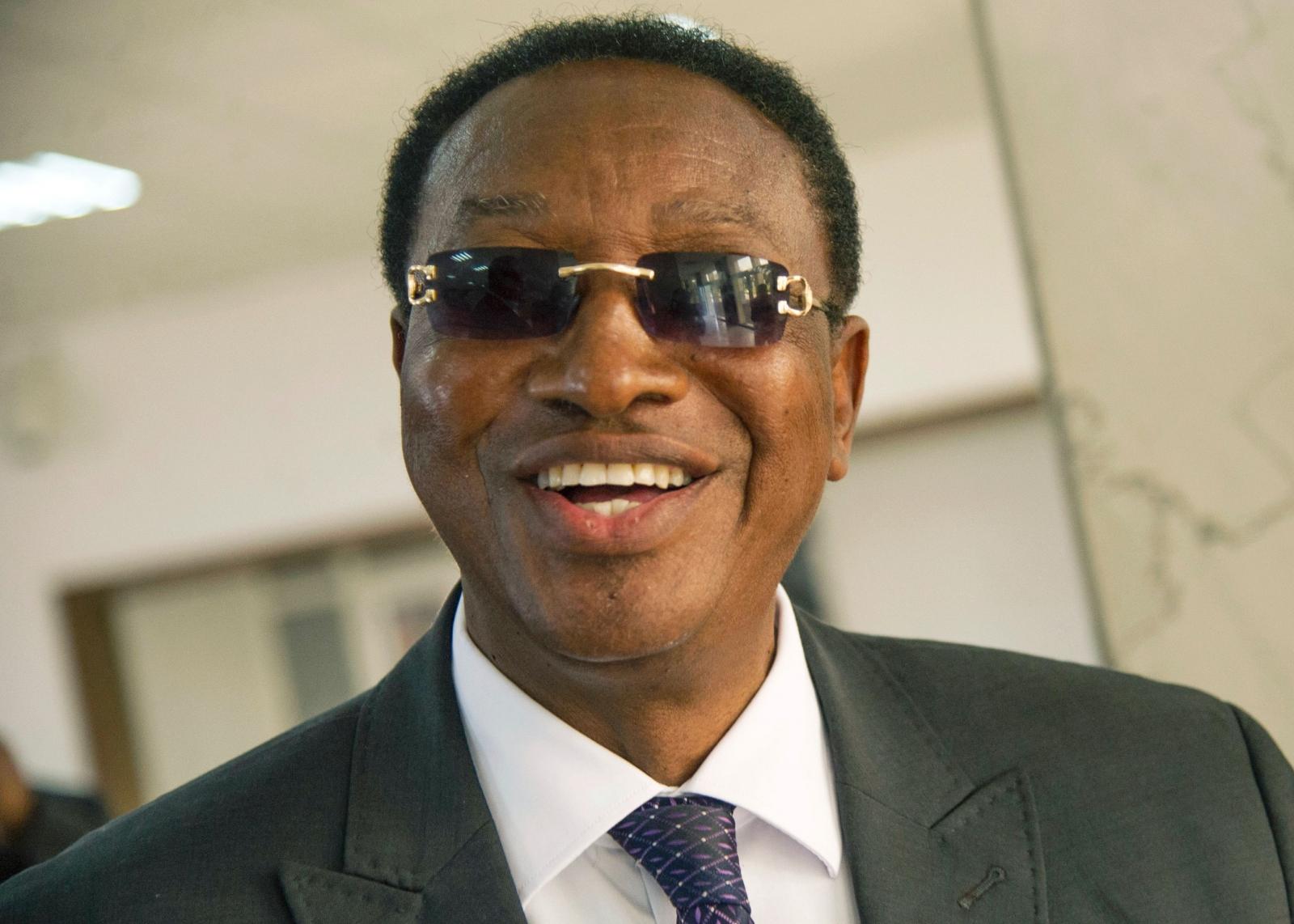 Prime Minister Bruno Tshibala