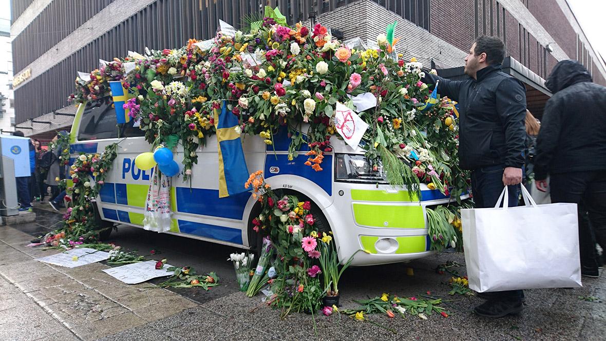 Stockholm attacks