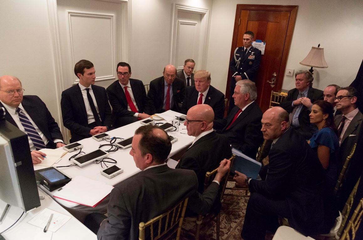 Trump war room