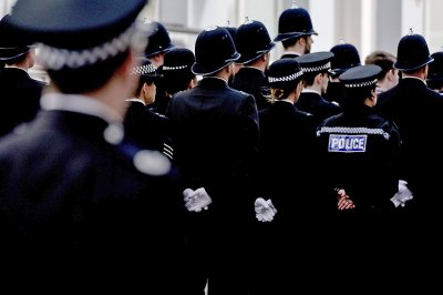 Pc Keith Palmer funeral cortege