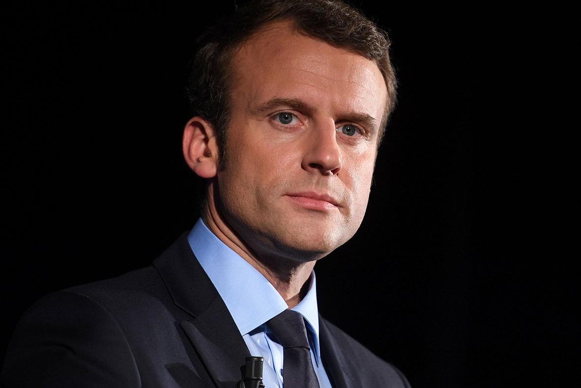 Macron tops first round of French presidential elections: final results