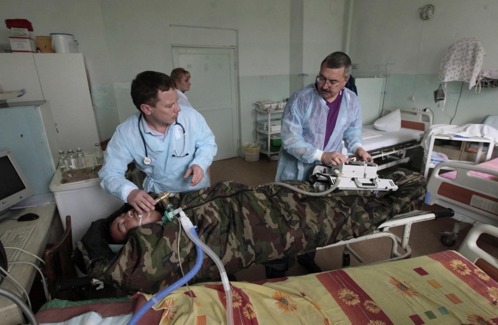 Russian hospitals