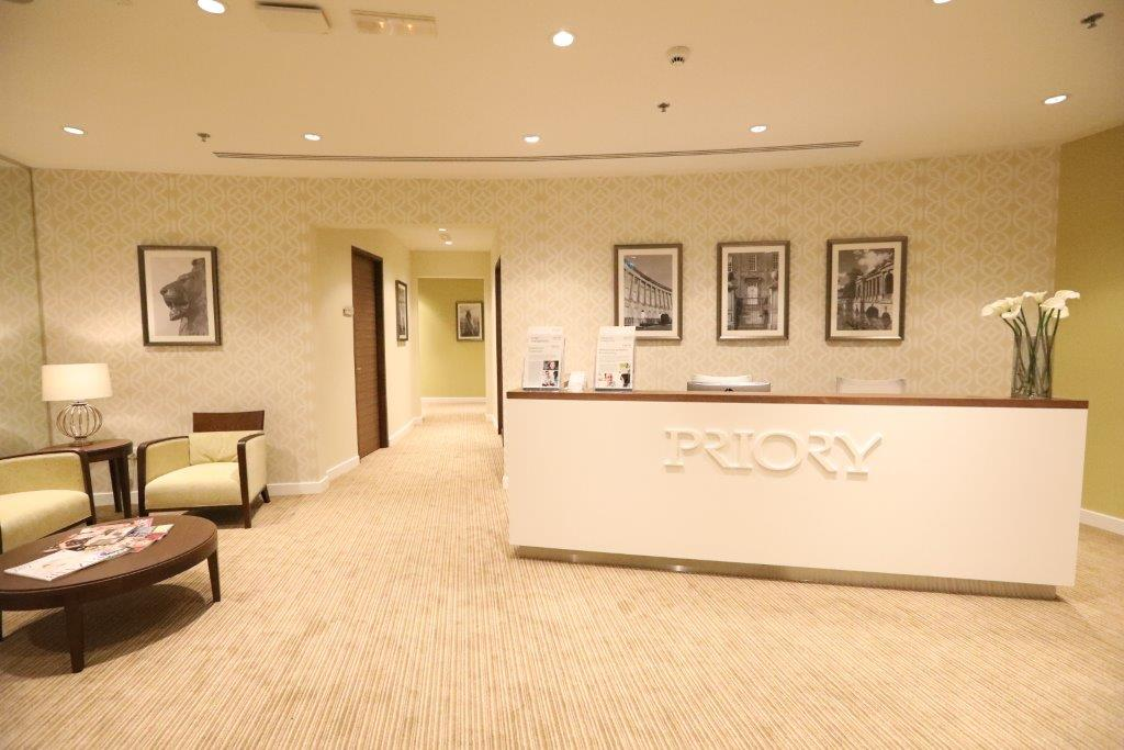 The Priory Wellbeing Centre in Dubai