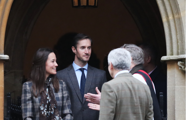 Pippa Middleton's Wedding Guest Rule Is A Big Blow For Spencer Matthews!