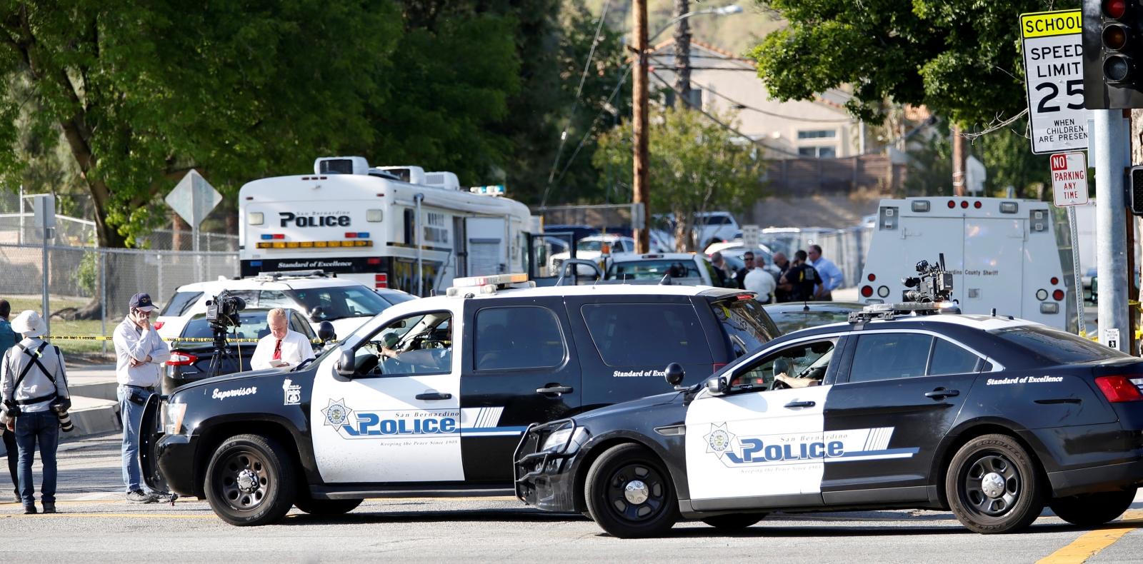 San Bernardino school shooting