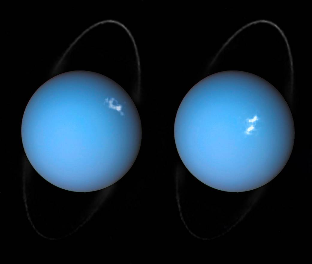 Uranus hubble