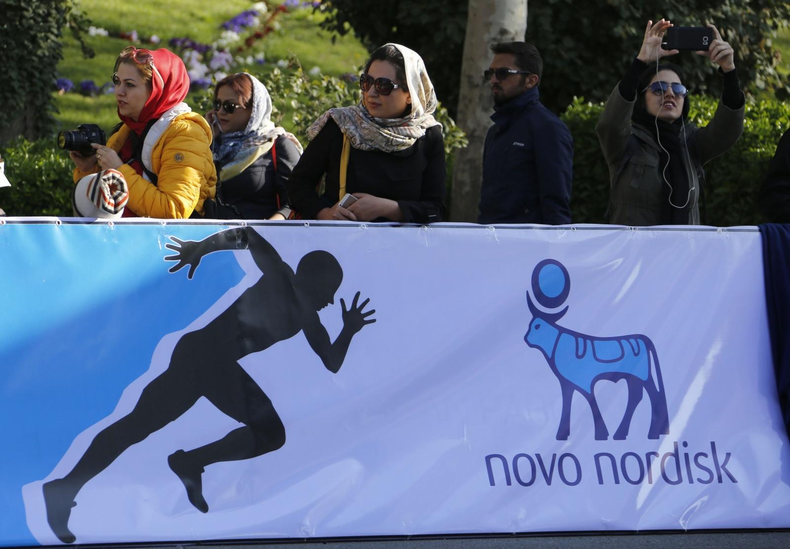 Tehran marathon