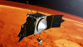 Nasa probe reveals Mars has metal in its atmosphere that can unearth 'previously invisible activity'