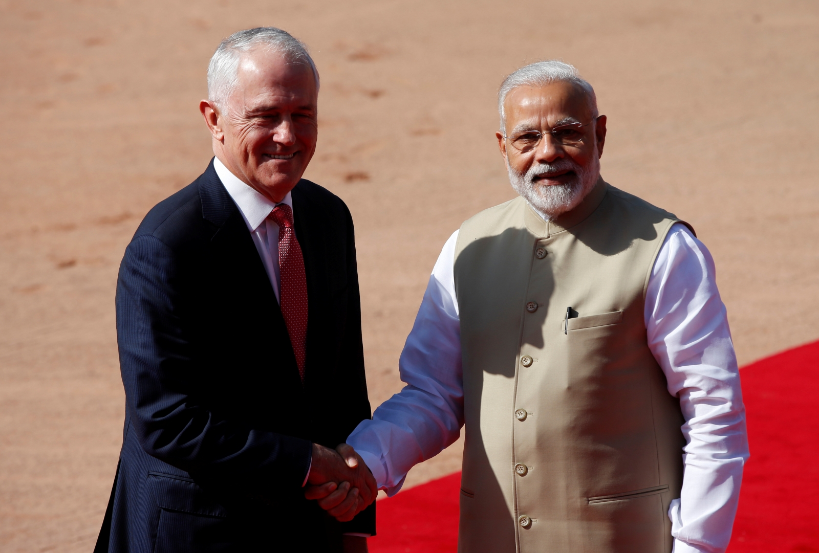 Turnbull and Modi