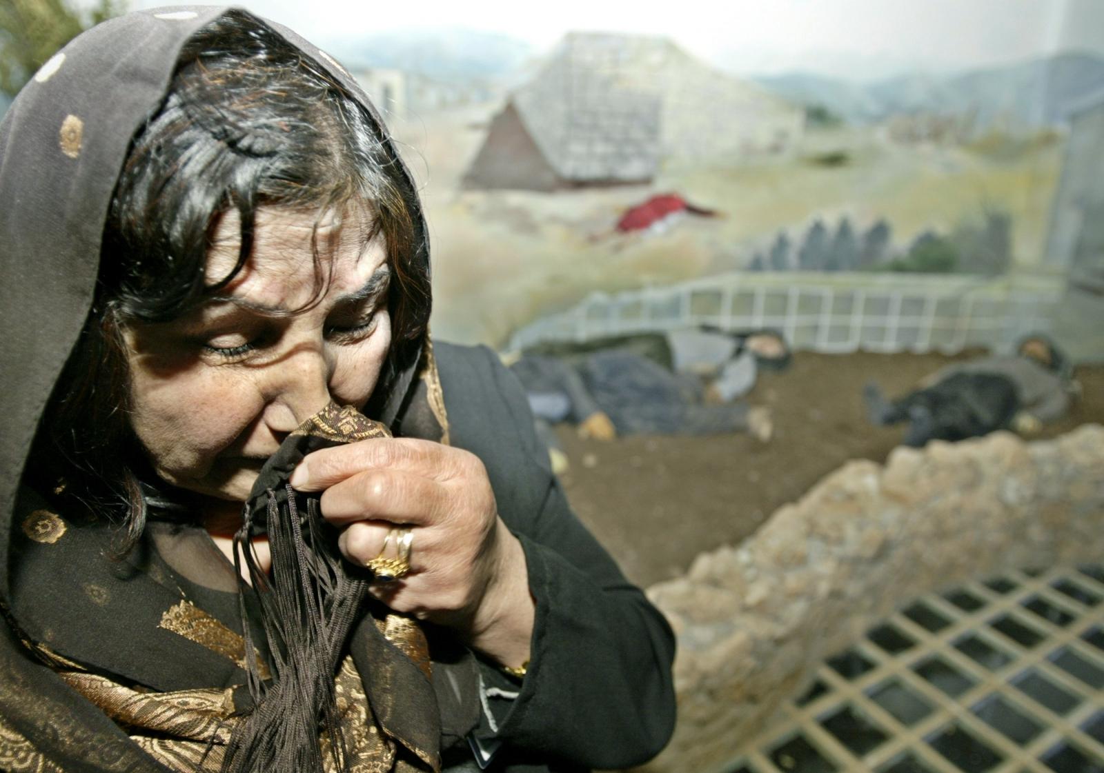 Halabja Kurdistan massacre
