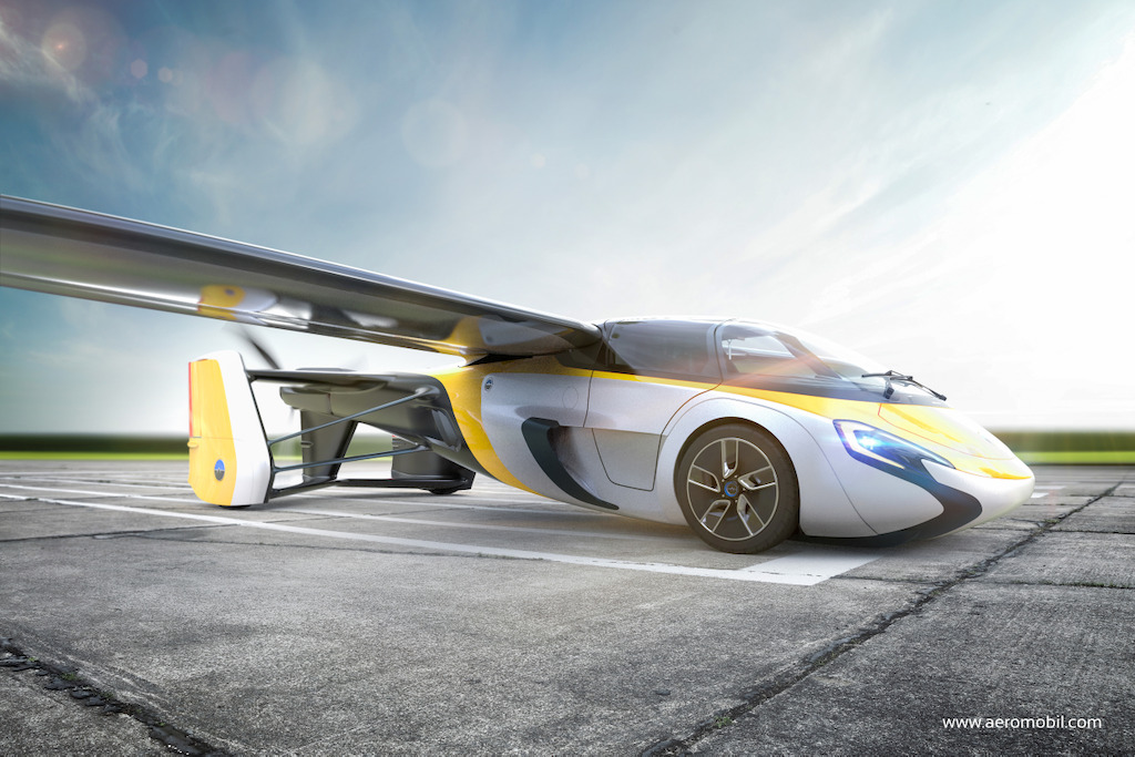 Automobil Flying Car