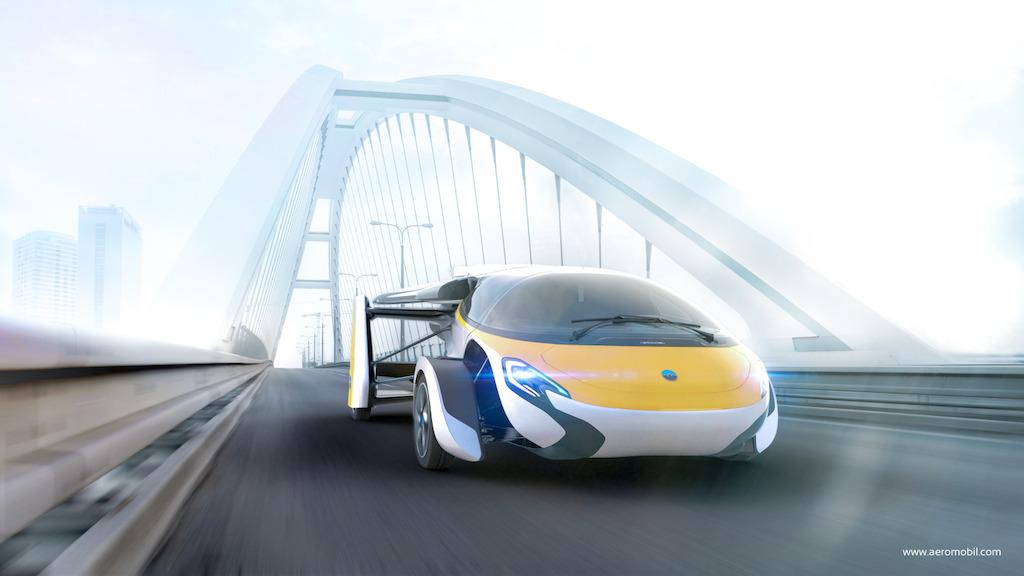 Automobil Flying Car