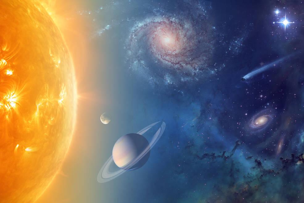 Extraterrestrial oceans